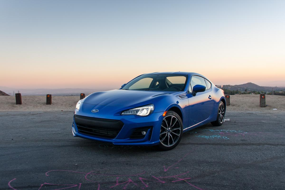 2017 Subaru BRZ: Our View