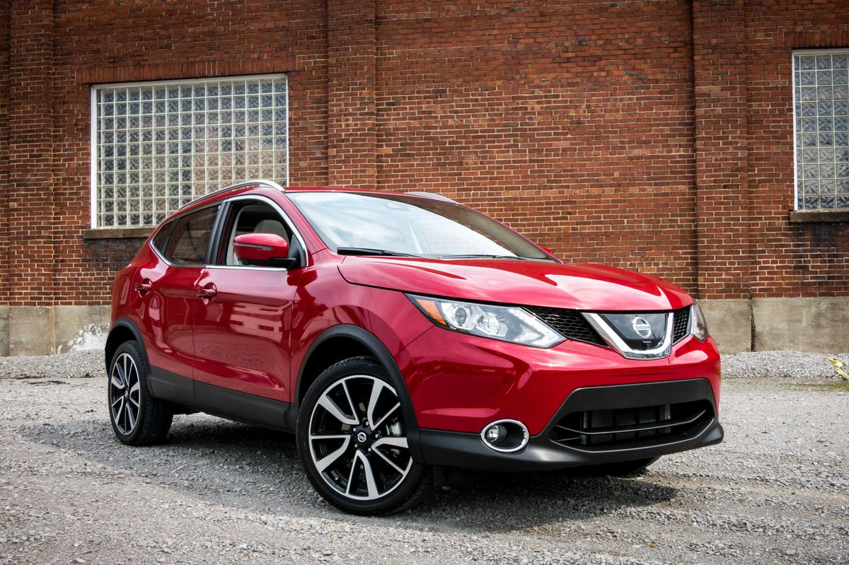 2017 Nissan Rogue Sport: Our View