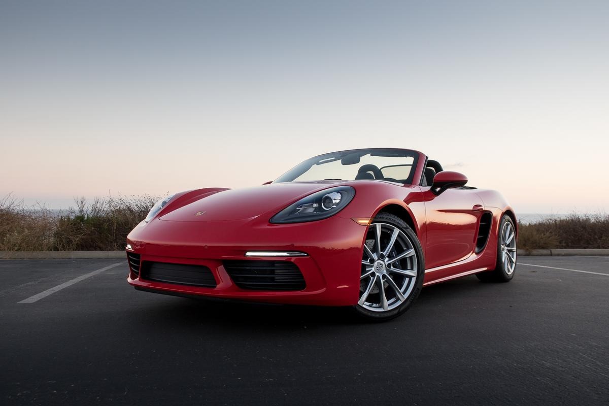 2017 Porsche 718 Boxster: Our View