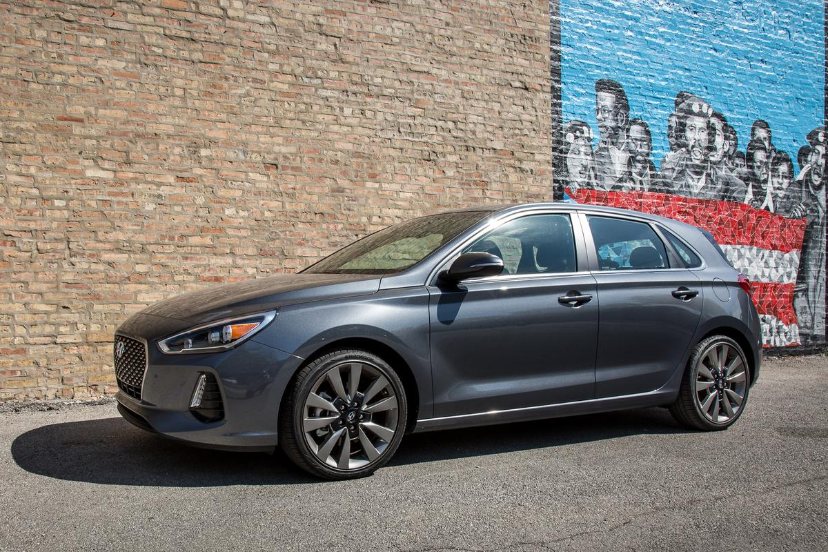 2018 Hyundai Elantra GT: Our View