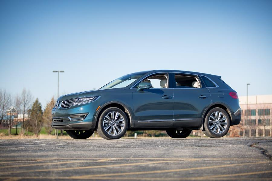 Our View: 2017 Lincoln MKX