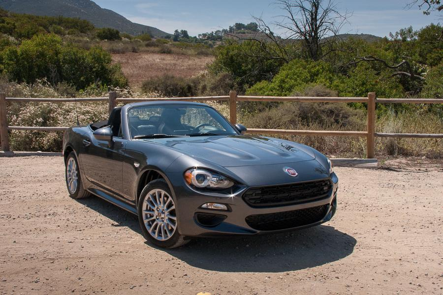 Our view: 2017 FIAT 124 Spider
