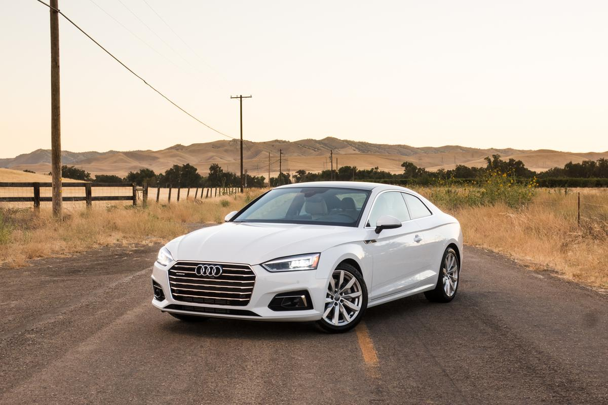 2018 Audi A5: Our View