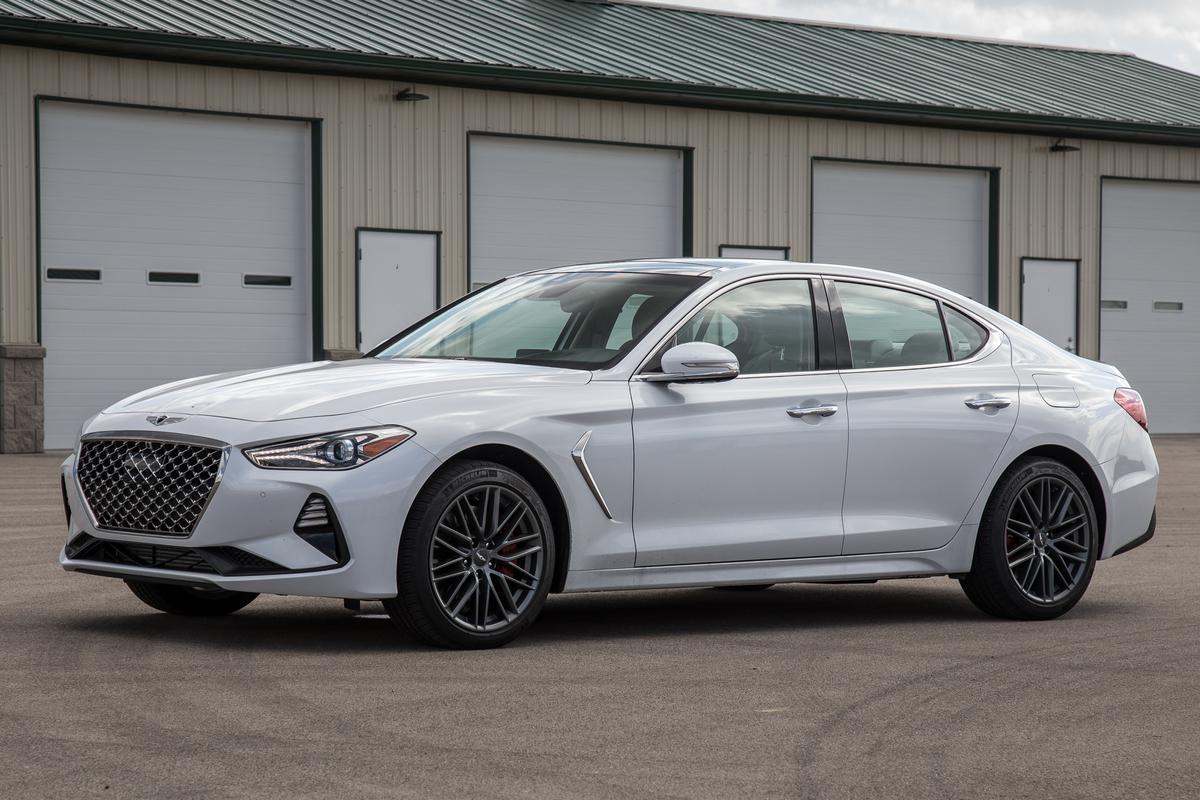 2019 Genesis G70 Review: A Delightful Sports Sedan