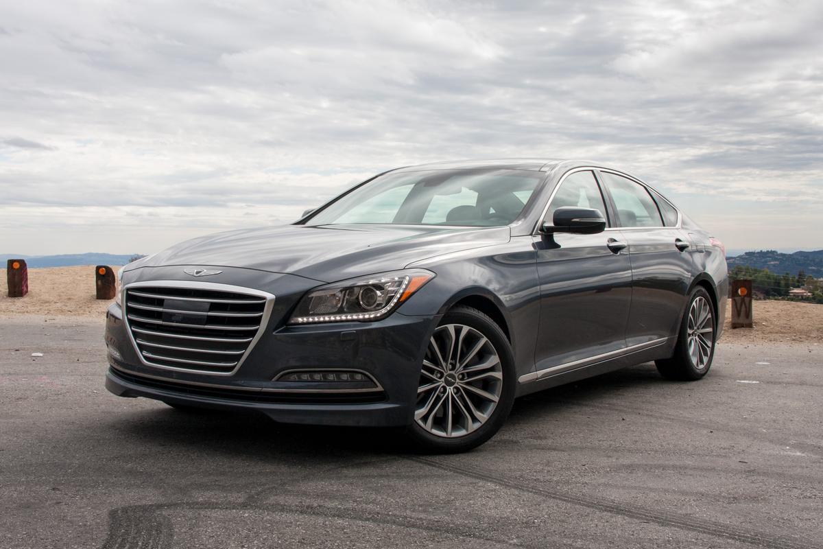 Our View: 2017 Genesis G80
