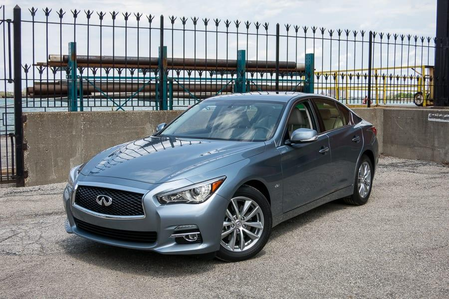 Our View: 2017 Infiniti Q50