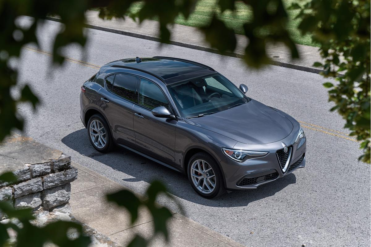2018 Alfa Romeo Stelvio: Our View