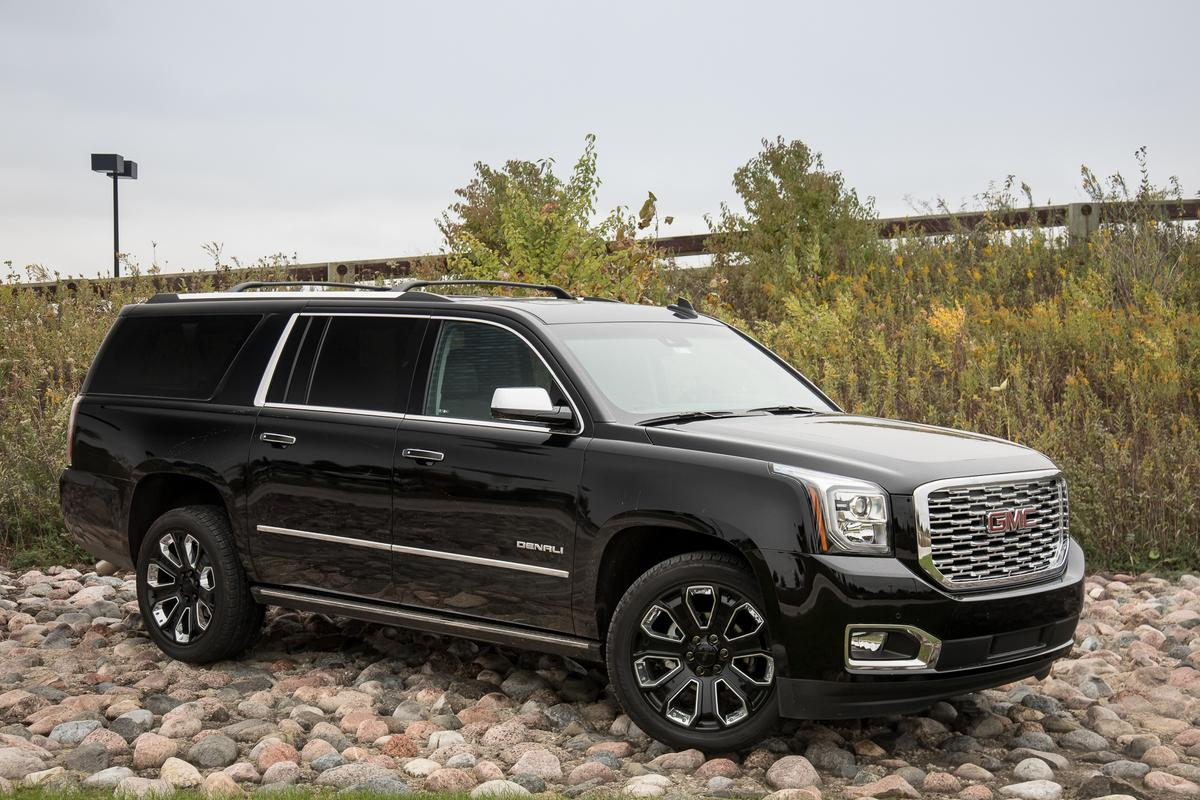 2019 GMC Yukon XL Review: Quick but Quirky