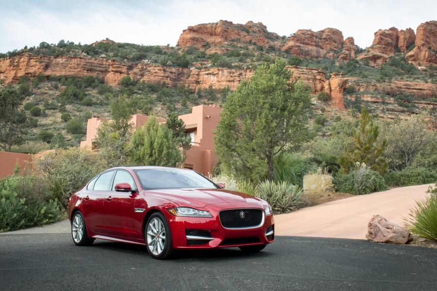 2017 Jaguar XF: Our View