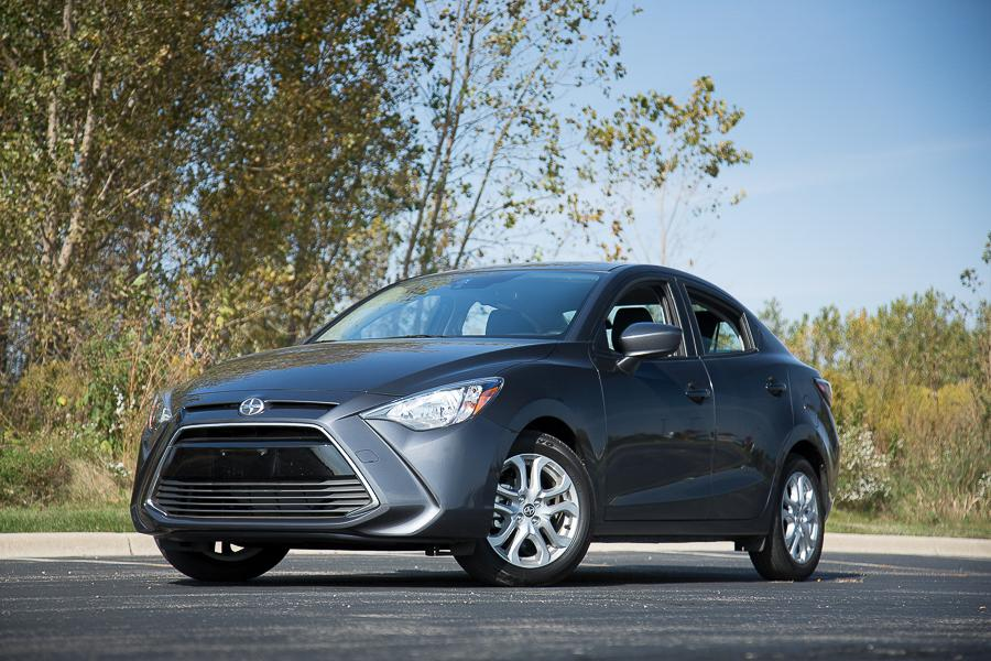 Our view: 2016 Scion iA