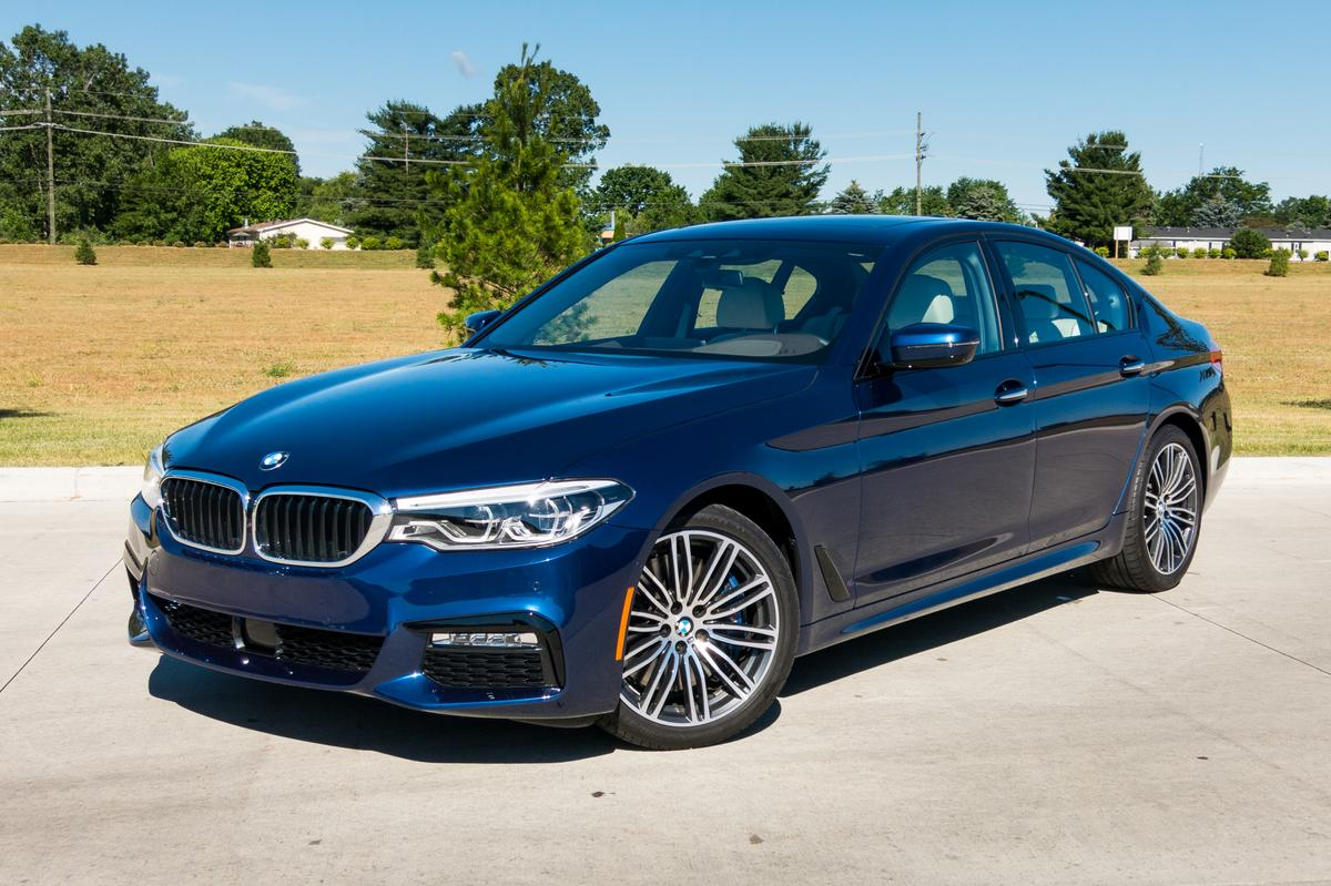 2017 BMW 540: Our View