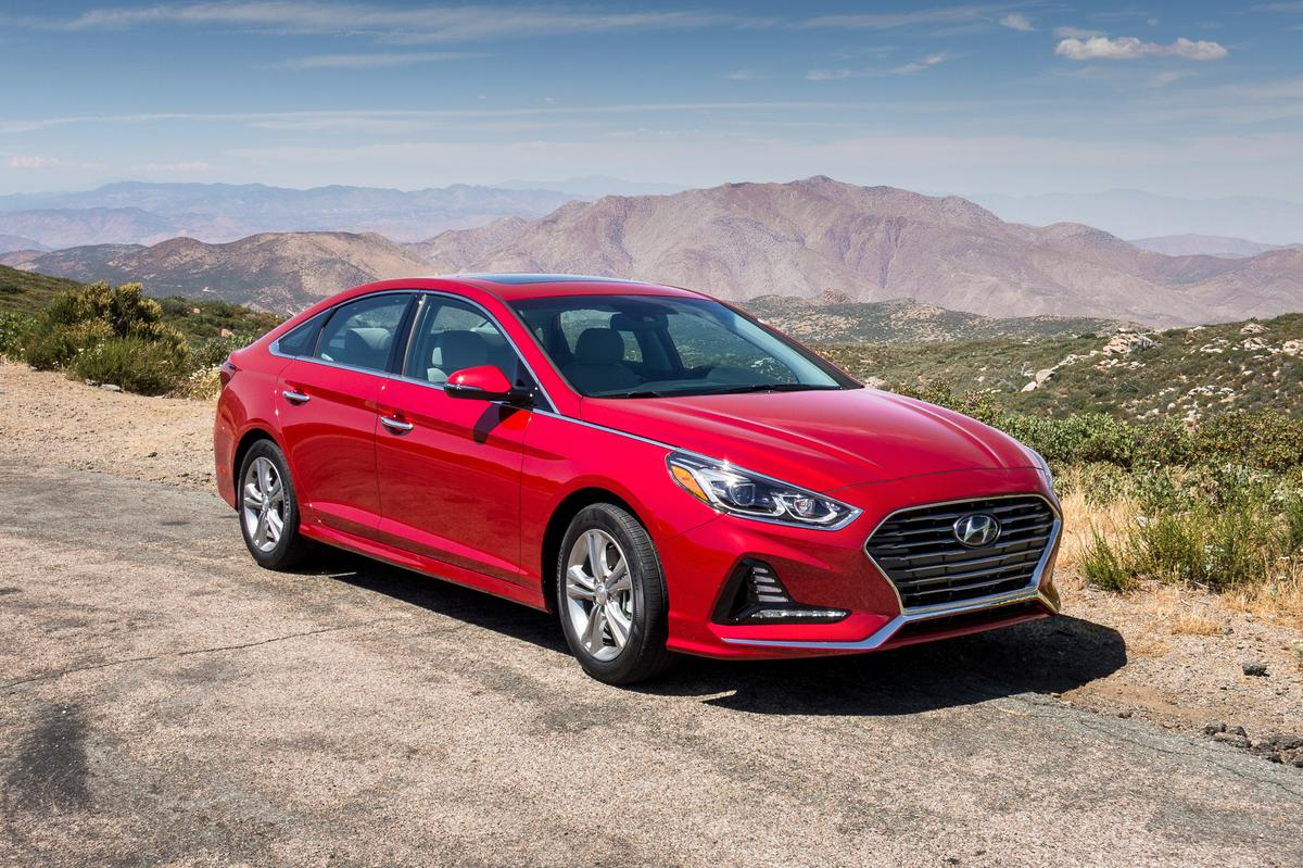 2018 Hyundai Sonata: Our View