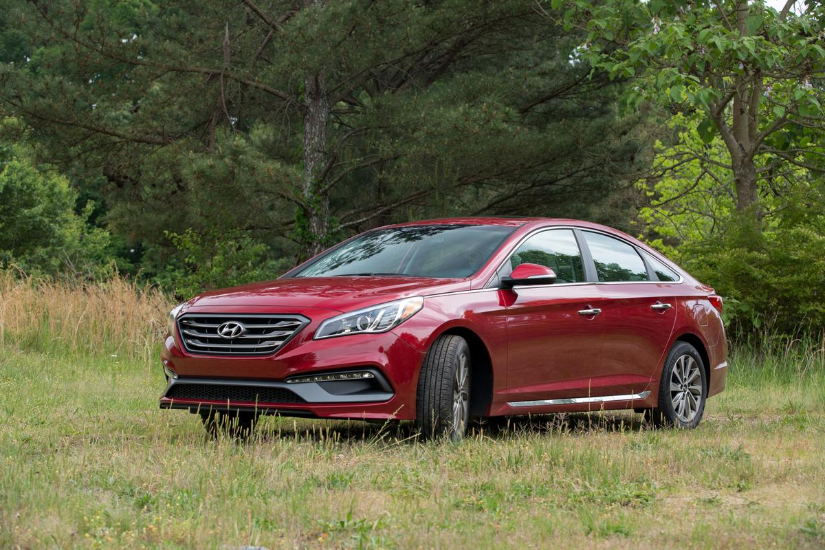 Our View: 2017 Hyundai Sonata