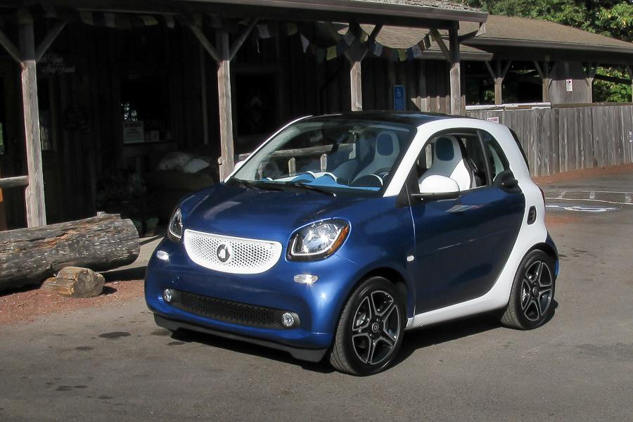 2017 Smart ForTwo: Our View