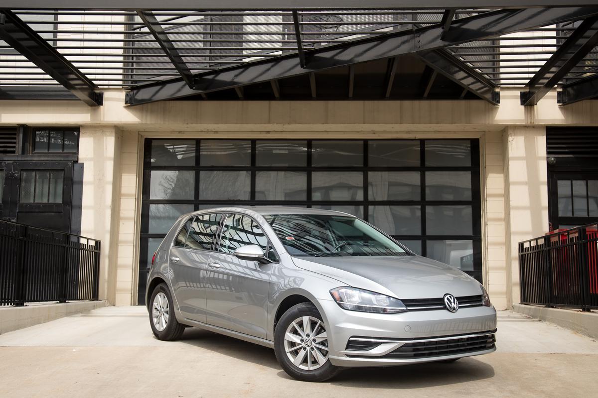 2018 Volkswagen Golf Review: Practical Fun