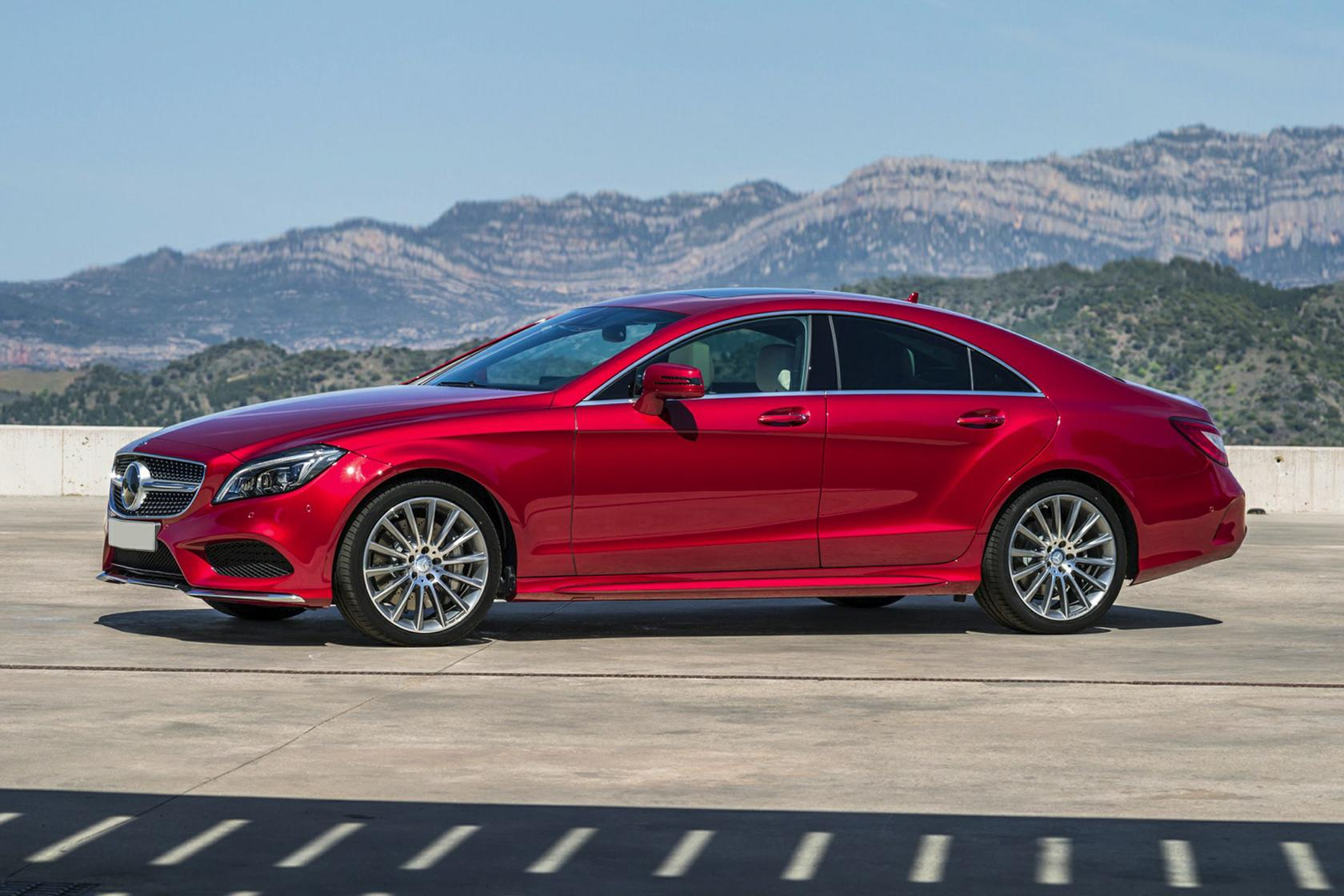 2016 Luxury Car Of The Year: Mercedes-Benz CLS-Class