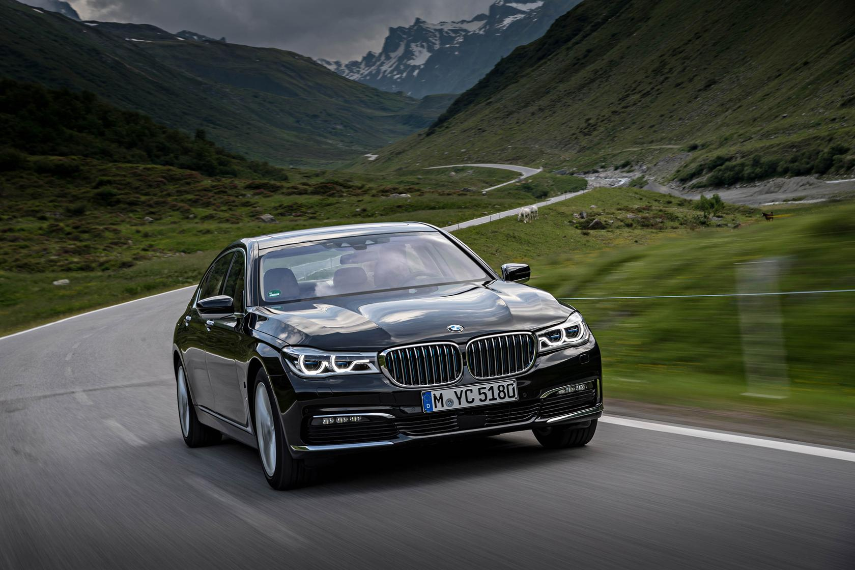 Bmw 7 Series Best Luxury Cars: 2017 Luxury Car Of The Year: BMW 7 Series