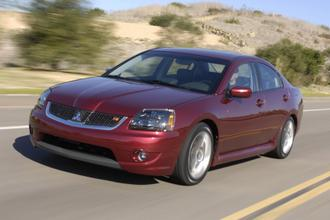 2008 Mitsubishi Galant Es For Sale In Akron