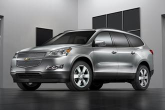 Used Chevrolet Traverse Crestwood Il