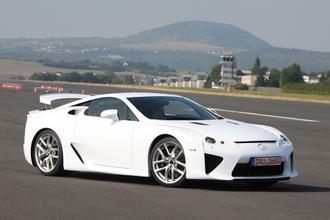 New 2012 Lexus LFA Base