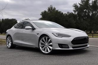 Used Tesla Model S Hawthorne Ca