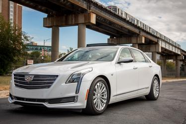 cadillac ct6 plugin review smooth and silent but could be nicer inside