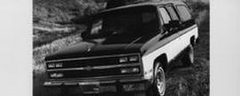 Used 1990 Chevrolet Suburban V1500