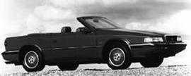 Used 1990 Chrysler TC by Maserati Base