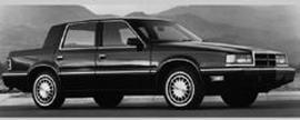 Used 1990 Dodge Dynasty LE