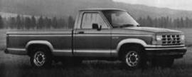 Used 1990 Ford Ranger