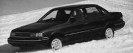 Used 1990 Ford Tempo GL