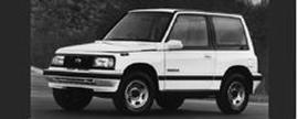 Used 1990 Geo Tracker LSi 4WD
