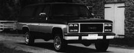 Used 1990 GMC Suburban V1500