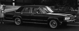 Used 1990 Mercury Grand Marquis LS