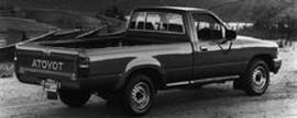 Used 1990 Toyota Pickup Deluxe