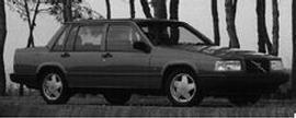 Used 1990 Volvo 740