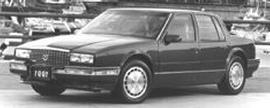 Used 1991 Cadillac Seville Base