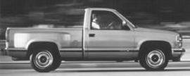 Used 1991 Chevrolet 1500 EXT. CAB 6.5-FT. BED