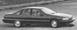 Used 1991 Chevrolet Caprice Base