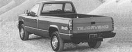 1991 Chevrolet 2500 LT
