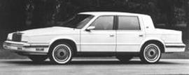 1991 Chrysler New Yorker Fifth Avenue