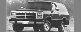 Used 1991 Dodge Ramcharger
