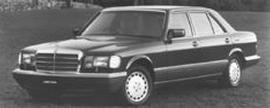 Used 1991 Mercedes-Benz 420SEL