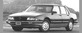 Used 1991 Pontiac Bonneville LE
