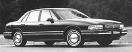 Used 1992 Buick LeSabre Ltd