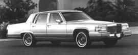 Used 1992 Cadillac Brougham