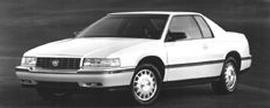 Used 1992 Cadillac Eldorado Base