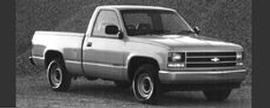 Used 1992 Chevrolet 1500 EXT. CAB 6.5-FT. BED