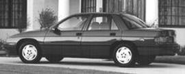 1992 Chevrolet Corsica LT