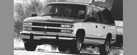 1992 Chevrolet Suburban SE
